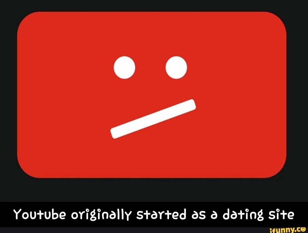 Dating site YouTube