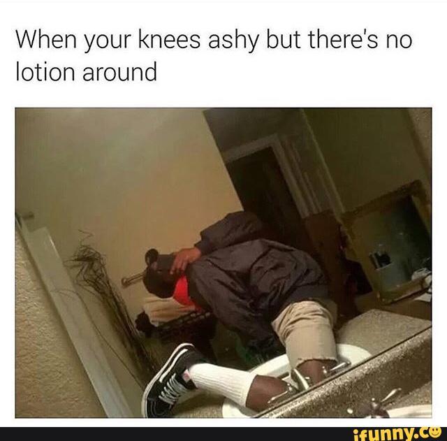 Ashy Knees