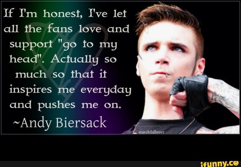 andy biersack quotes - HD1600×900