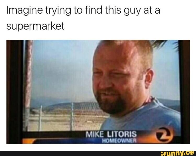 Imagine trying to find this guy at a supermarket - iFunny :)