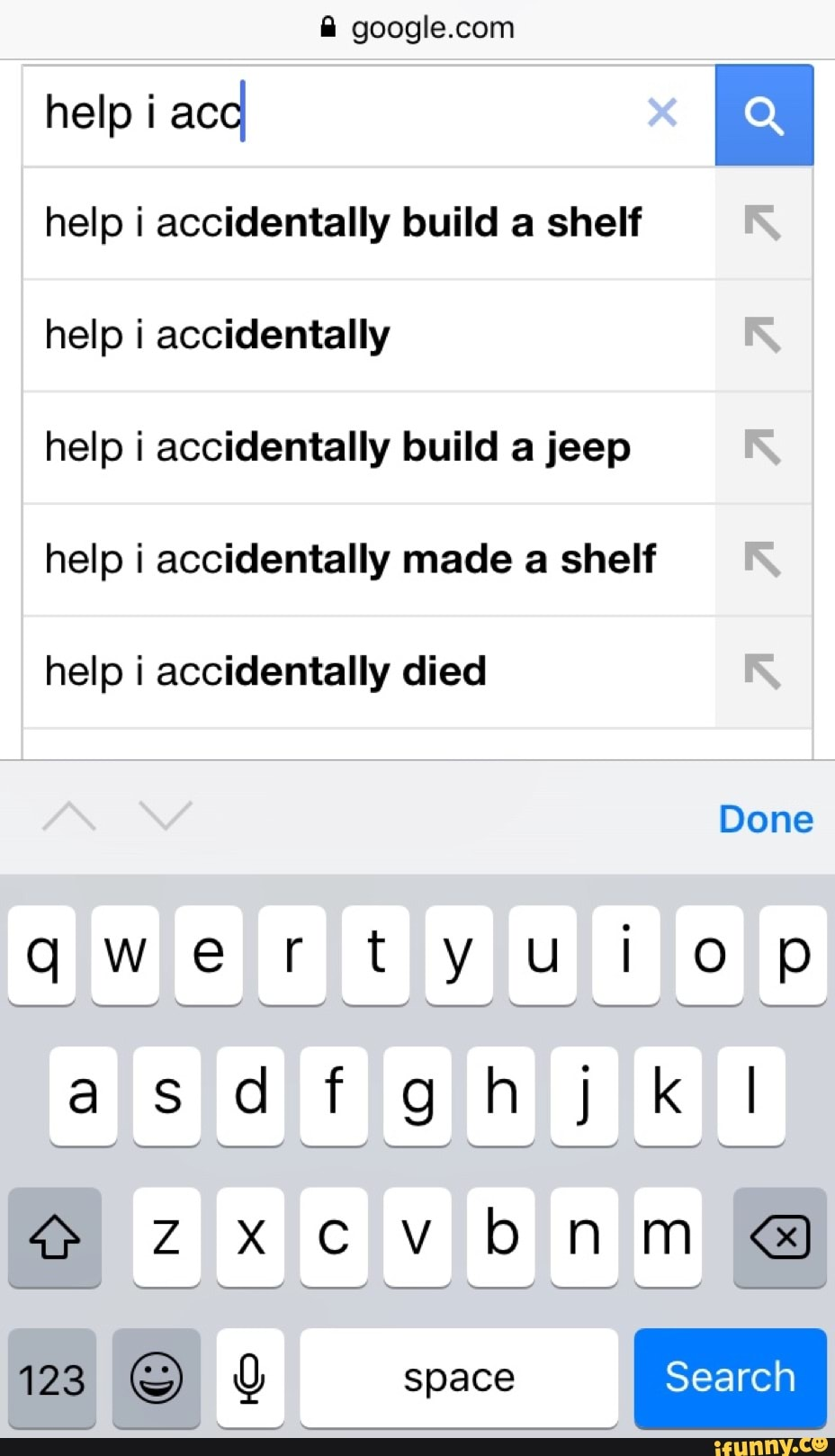 Help I Accidentally Build A Jeep >> Help I Ach Help I Accidentally Build A Shelf Help I