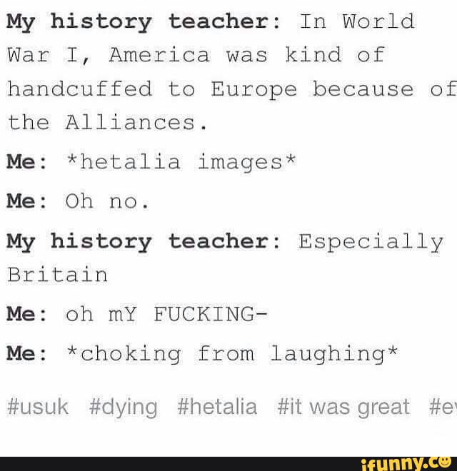 My Teacher Fucking History This drawing