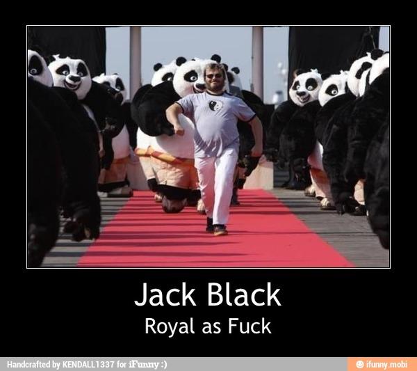 Fuck jack black