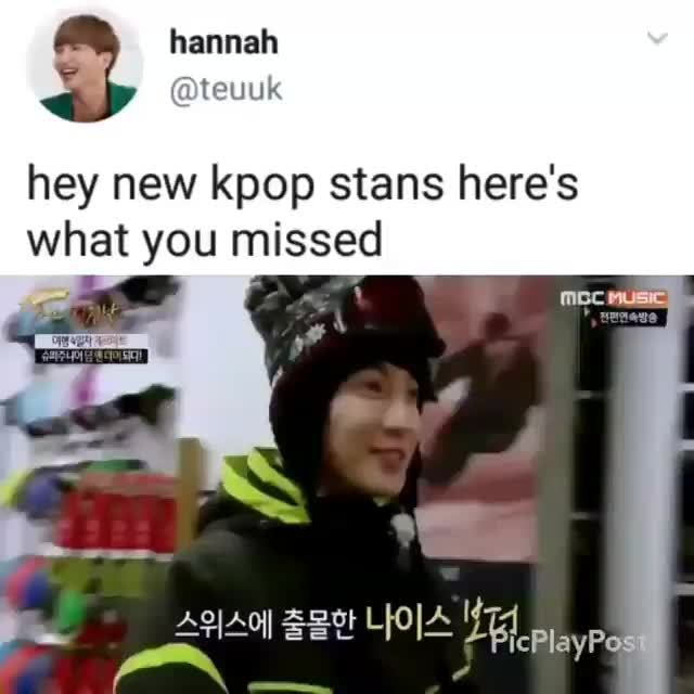 Hey New Kpop Stans Here S What You Missed Ifunny