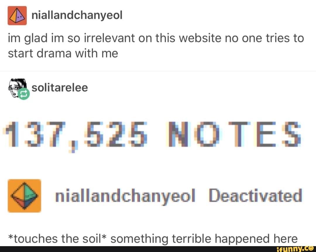 Something Terrible Happened