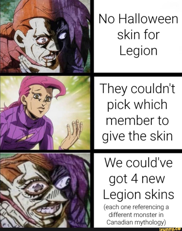 Dead By Daylight Legion Tumblr