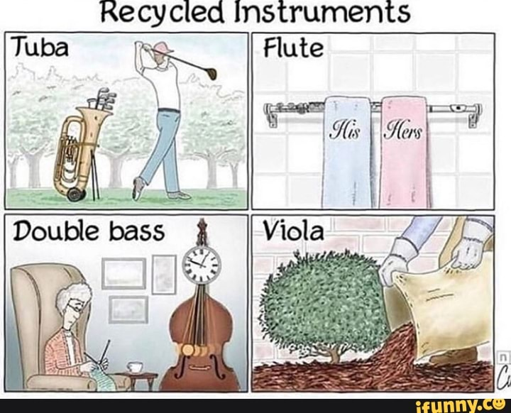 Recycled Instruments