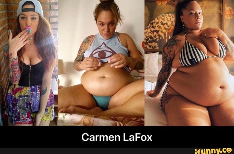 Carmen La Fox