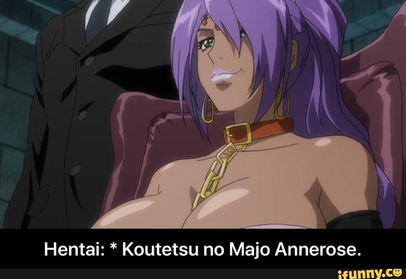 Koutetsu No Majo Annerose