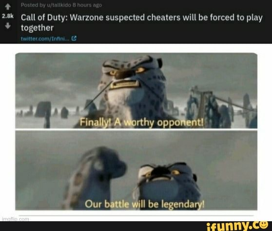 28k Call Of Duty Warzone Suspected Cheaters Will Be Forced To