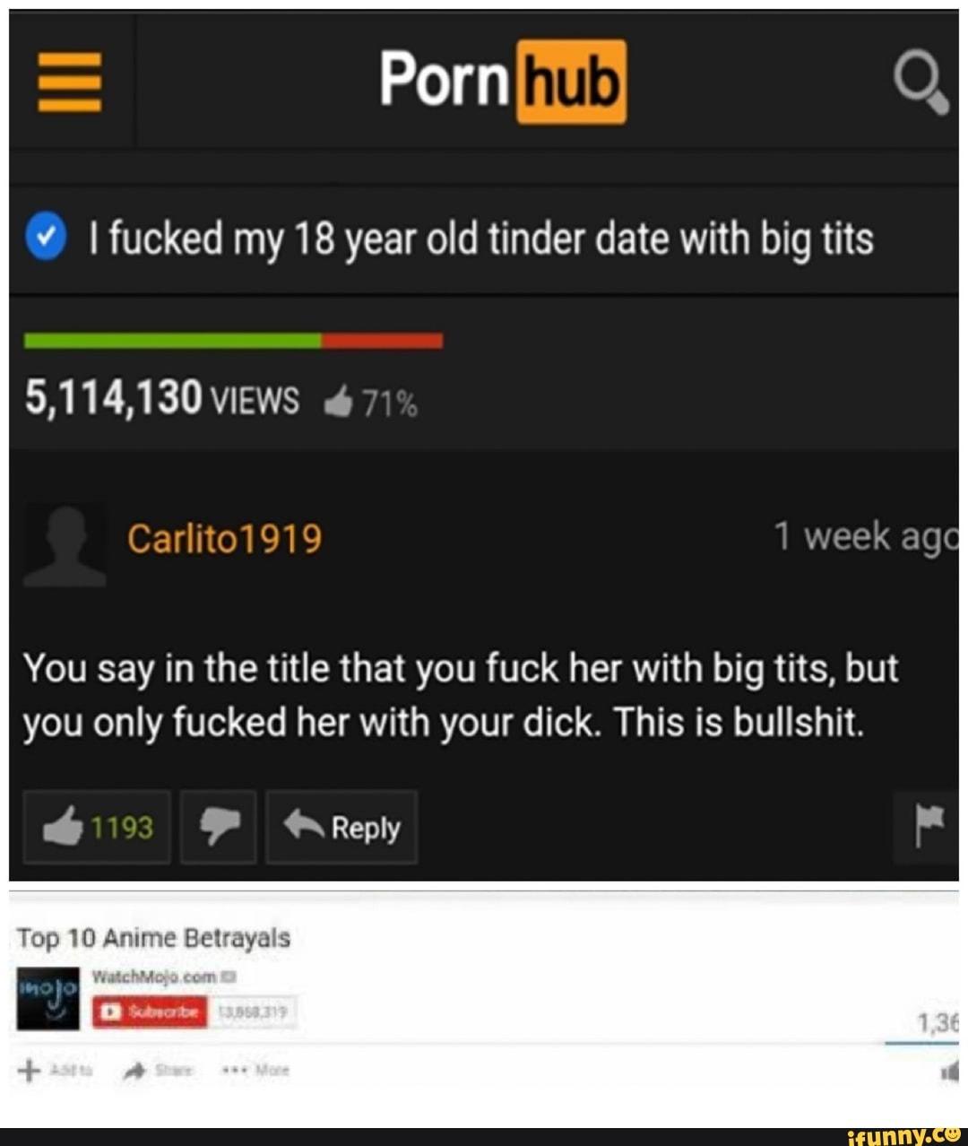 Big Tits Huge Nipples Fucked