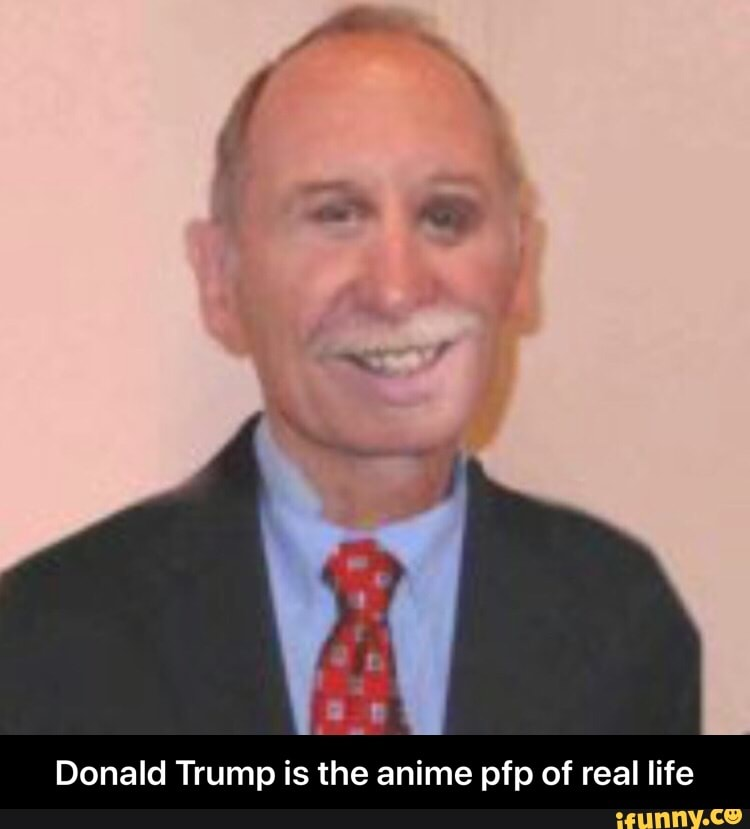 Donald Trump Is The Anime Pfp Of Real Life Donald Trump Is The Anime Pfp Of Real Life Ifunny