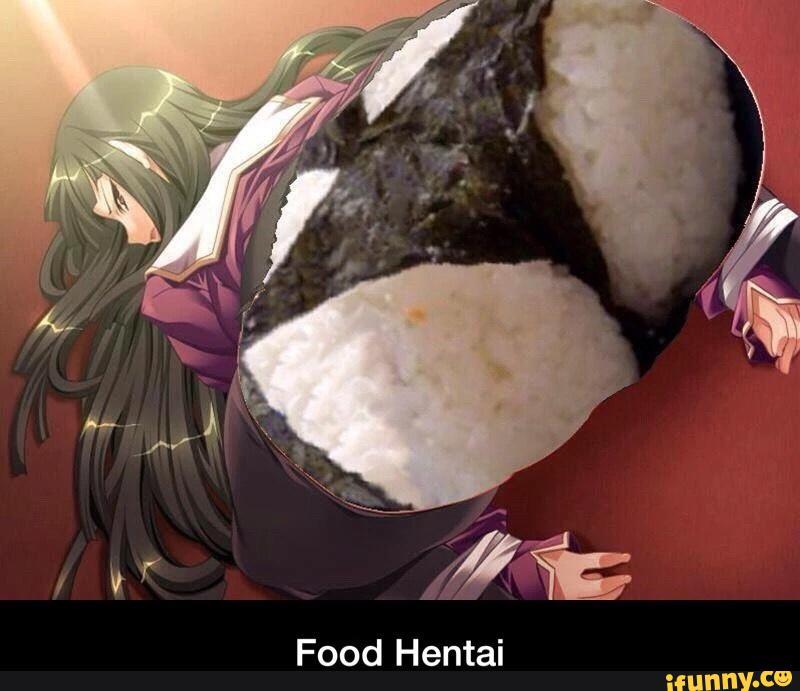 Hentai food Hentai Haven