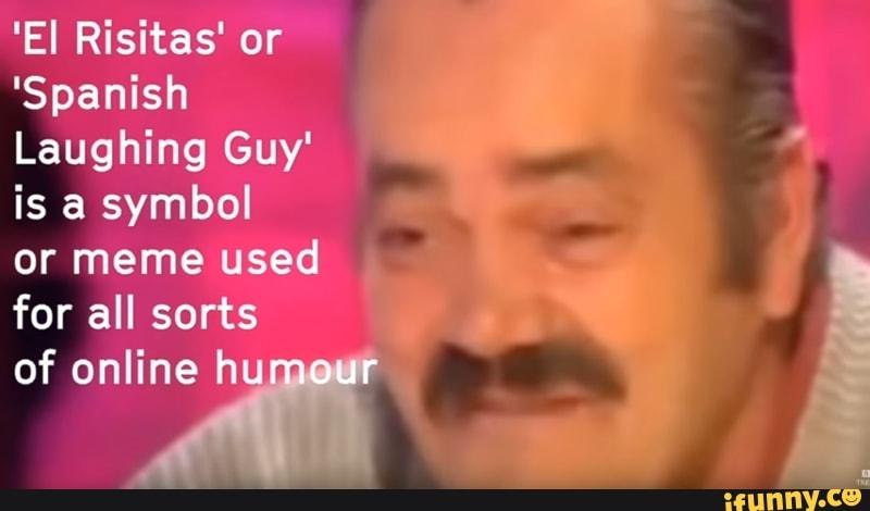 Download Spanish Guy Laughing Meme | PNG & GIF BASE