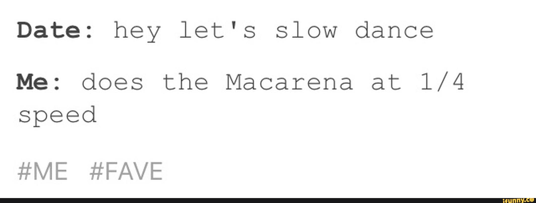 slow dancing speed dating