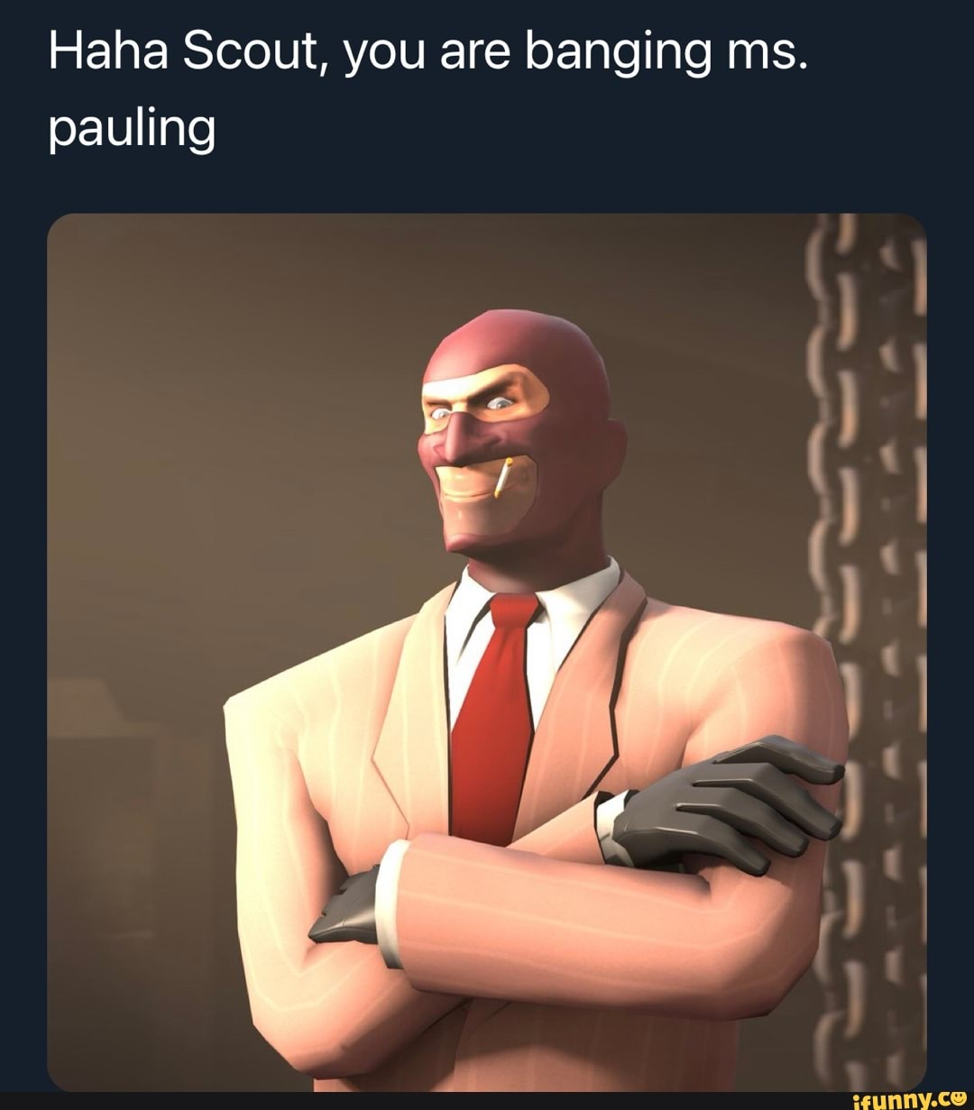 Miss pauling big ass Haha Scout You Are Banging Ms Pauling