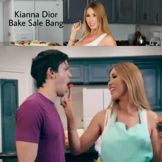 Pics kianna dior Kianna Dior