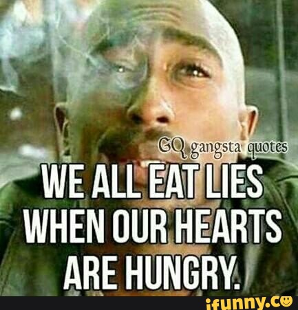 WHEN DUH HEAHTS ABE HUNGRY, - iFunny :)