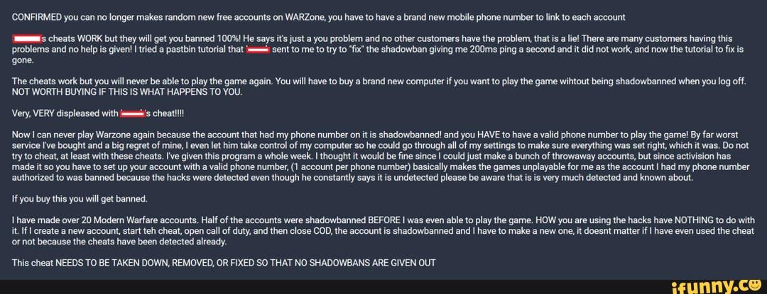 CONFIRMED you can no longer makes random new free accounts ...
