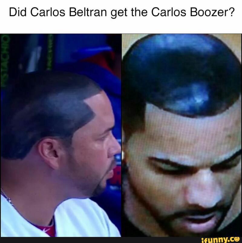 Did Carlos Beltran Get The Carlos Boozer Ifunny