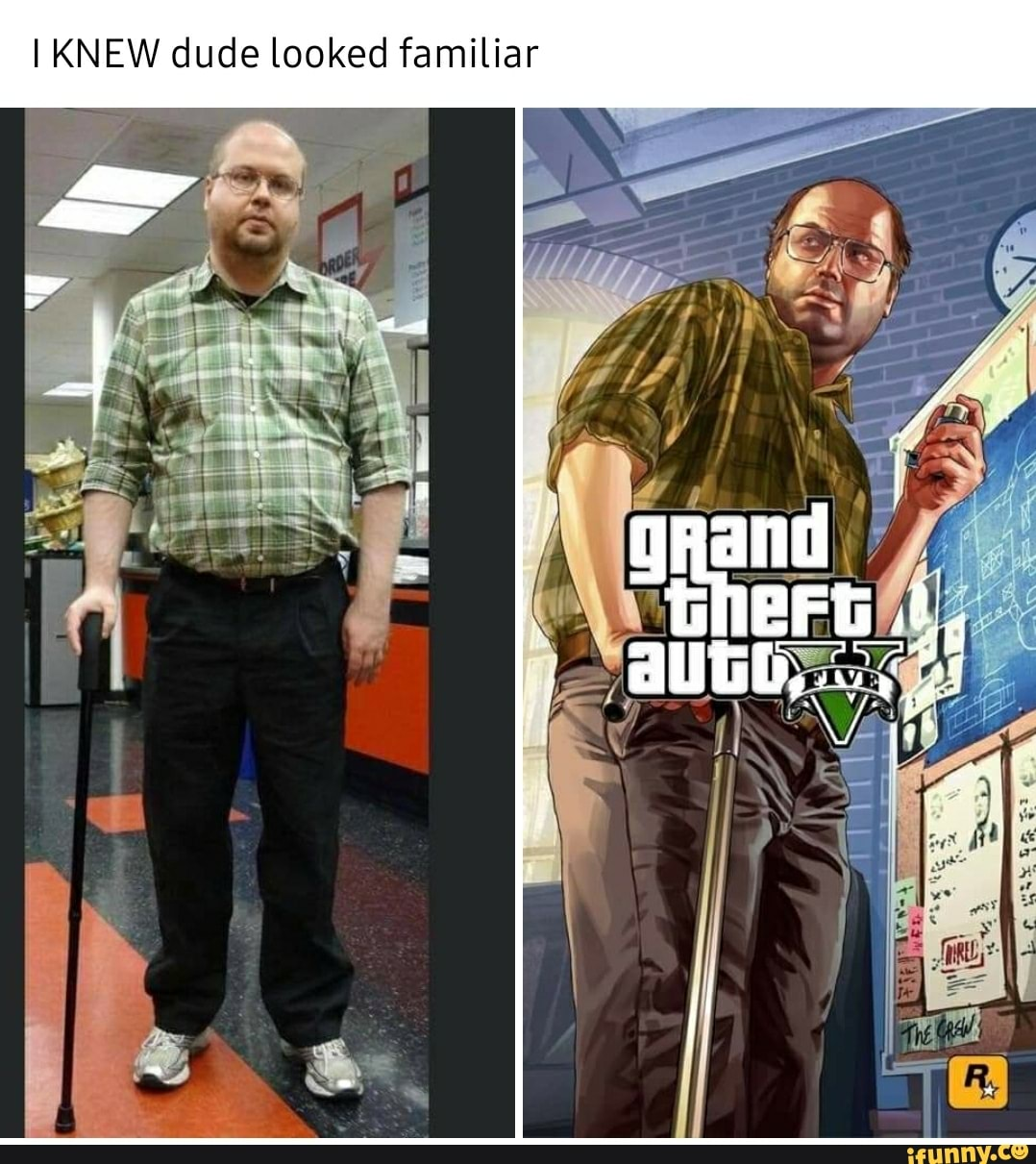 Lester Crest Cosplay