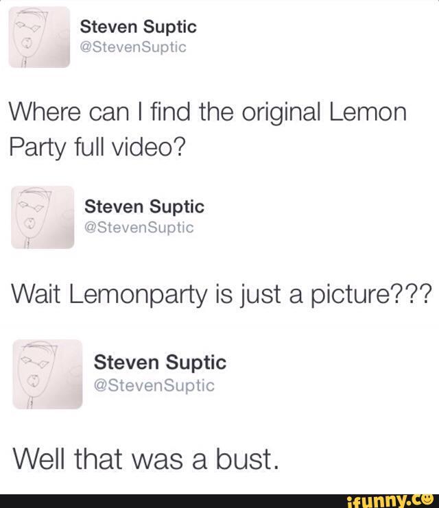 lemonparty original