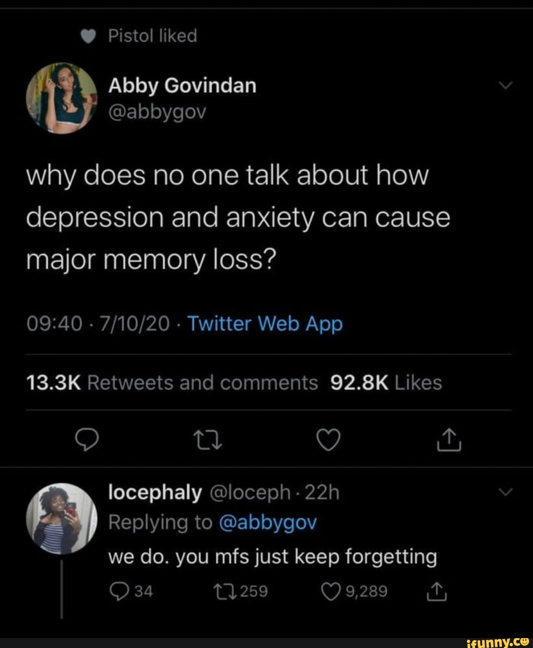 Why does no one talk about how depression and anxiety can ...