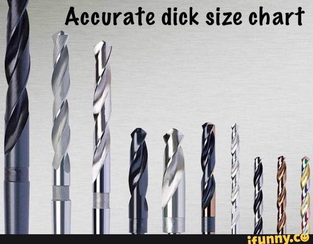 Dick size chart to age