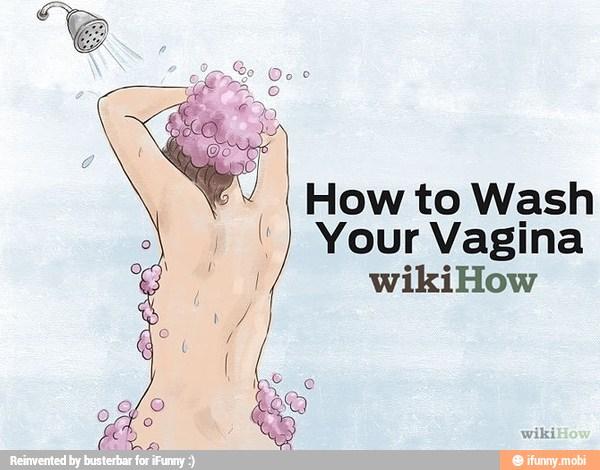 Organic Vaginal Wash