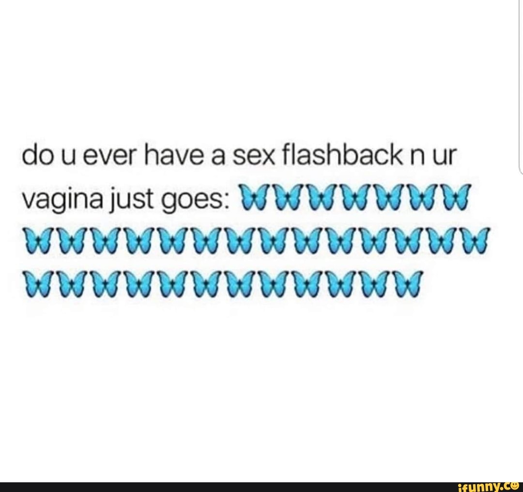Flashback Sex