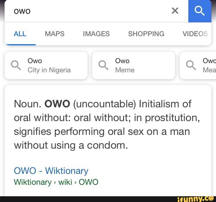 Owo Sex