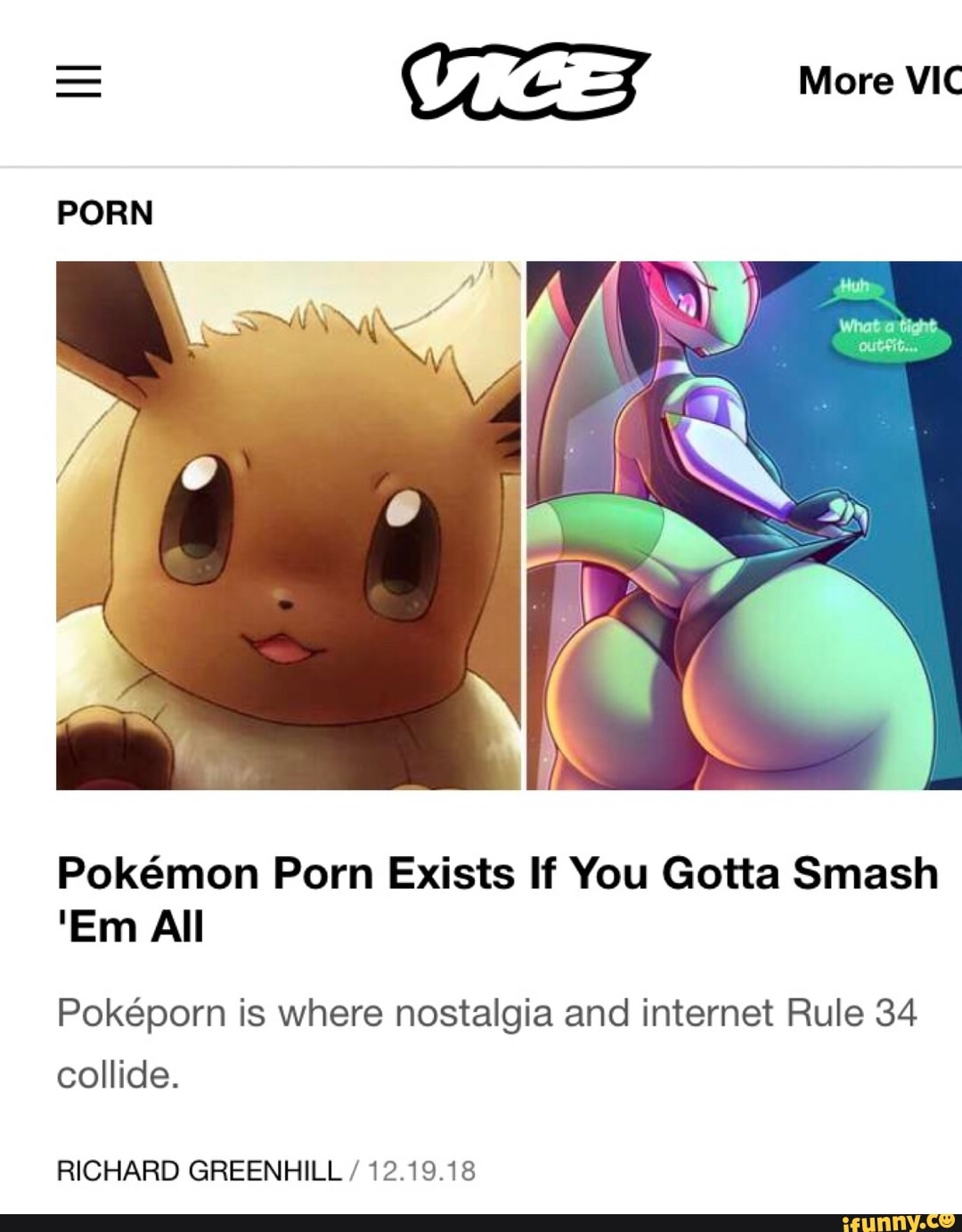 Internet Rule On Animated Porn pokémon porn exists if you gotta smash 'em all poképorn is