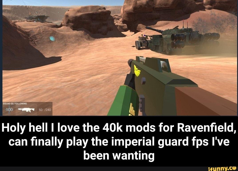 Ravenfield Vehicles Mod