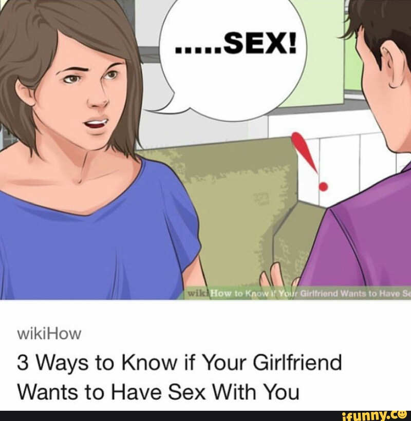 How do you know when to have sex
