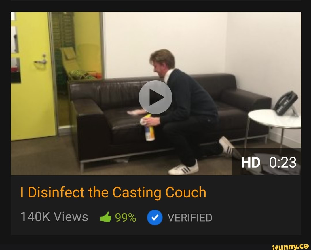 Painful Anal Casting Couch