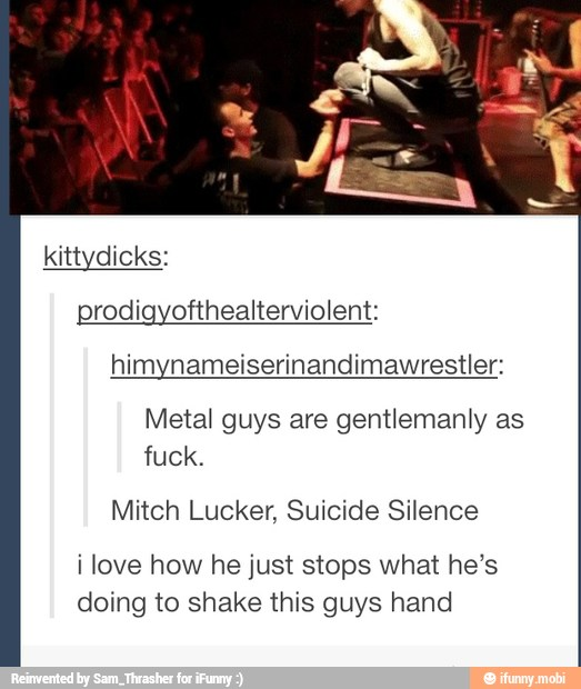 RIP Mitch Lucker - Home | Facebook