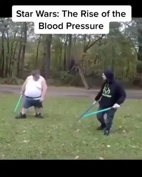 Star Wars The Rise Of The Blood Pressure E Ifunny