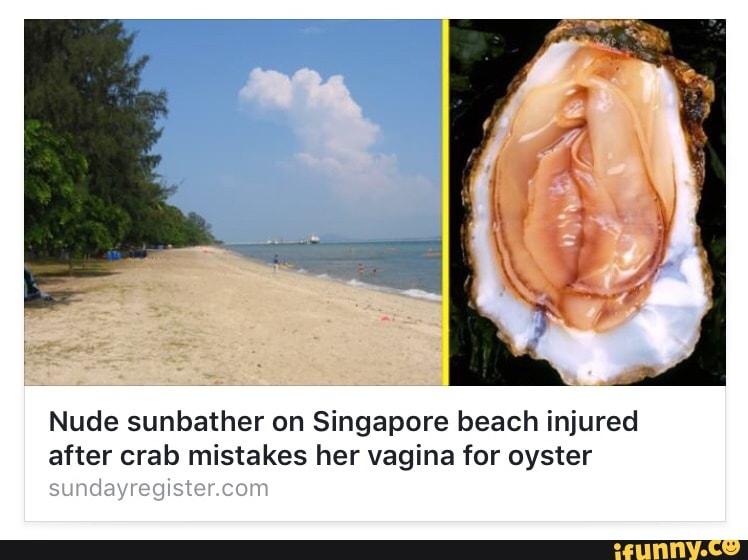 pussy nude beach