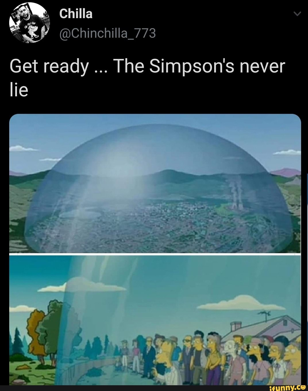Kt Moen Wae Get Ready The Simpsons Never Lie Ifunny