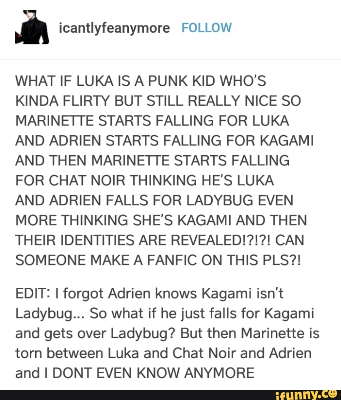 Miraculous Ladybug Fanfiction Adrien Reveal