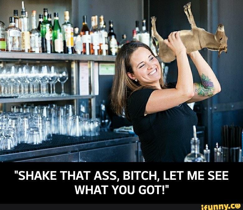 Shake That Ass Bitch