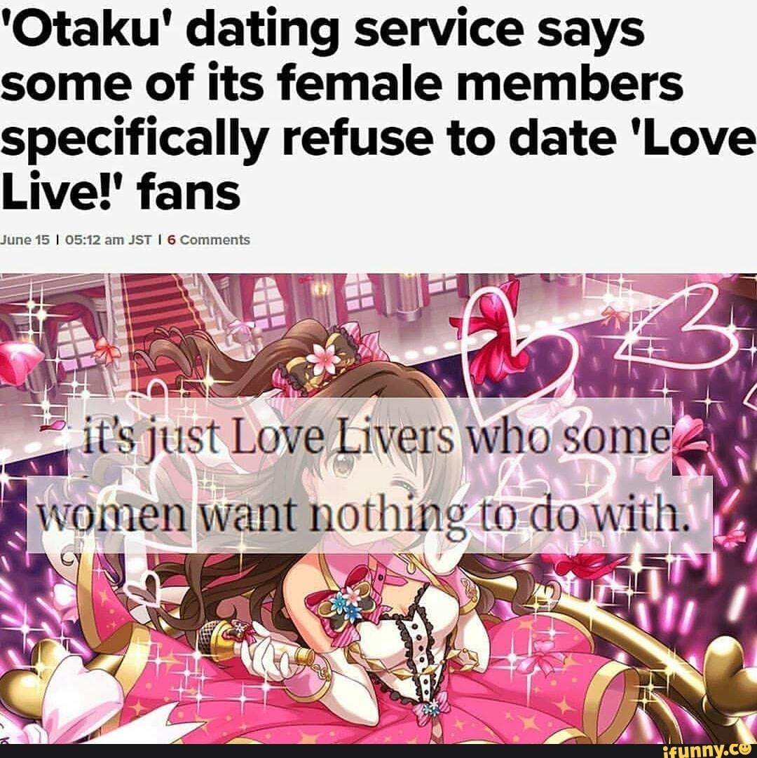 Otaku Dating Site.