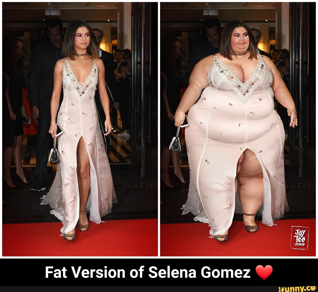 Fat Version of Selena Gomez º - Fat Version of Selena Gomez ...