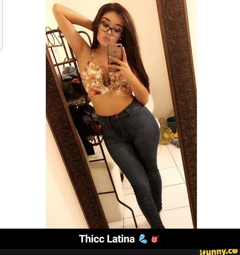Thicc Latina