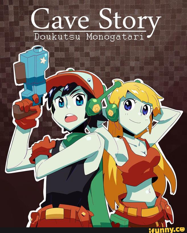 Cave Story Doukutsu Monogatari - )