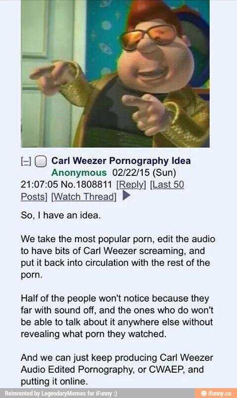 The porn edit