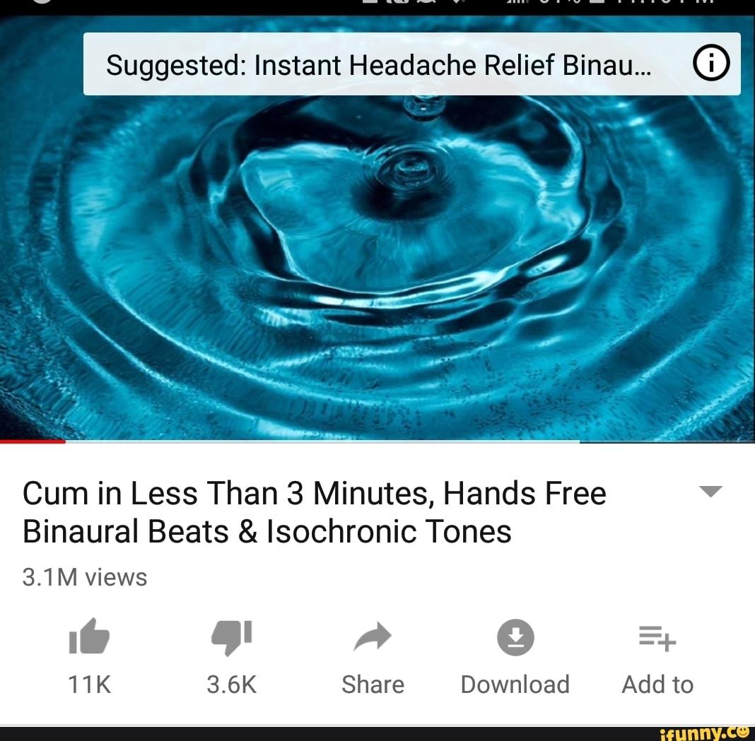 Hands Free Cum Chastity