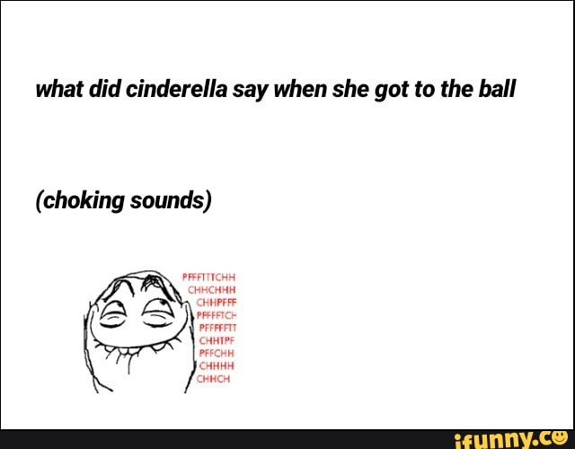 what did cinderella when she got to the ball
