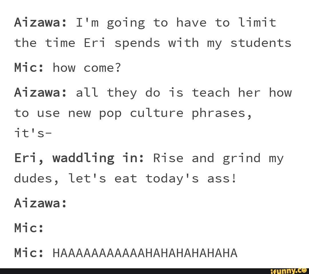 teach her ass