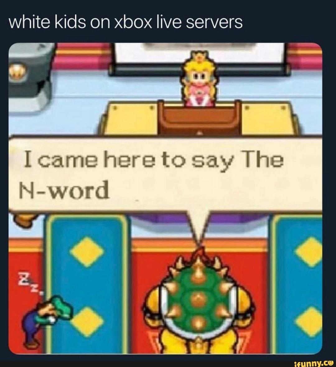 Xbox Servers